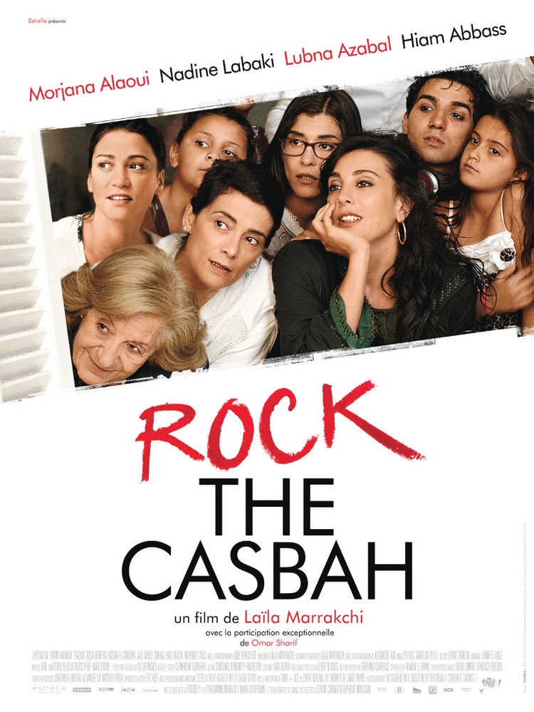 ROCK THE CASBAH (2012)