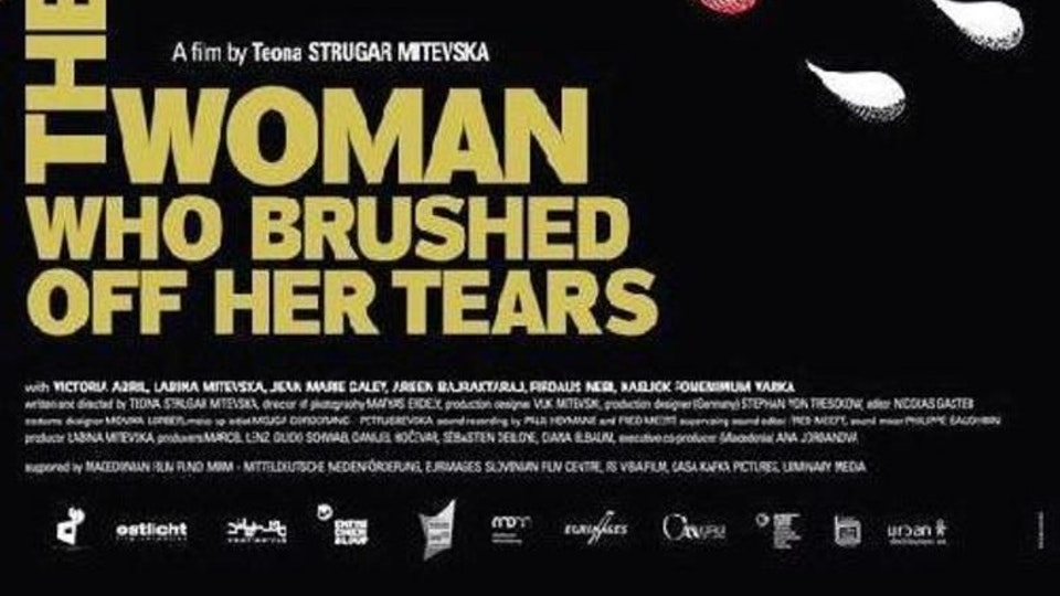 THE WOMAN WHO BRUSHED OFF HER TEARS