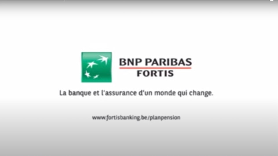 """BNP PARIBAS / FORTIS """"LOOKING AHEAD"""" (2010)"""