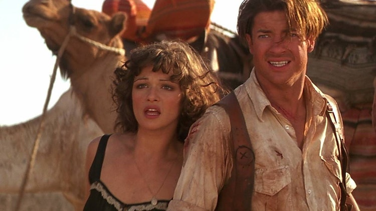 THE MUMMY (1998)