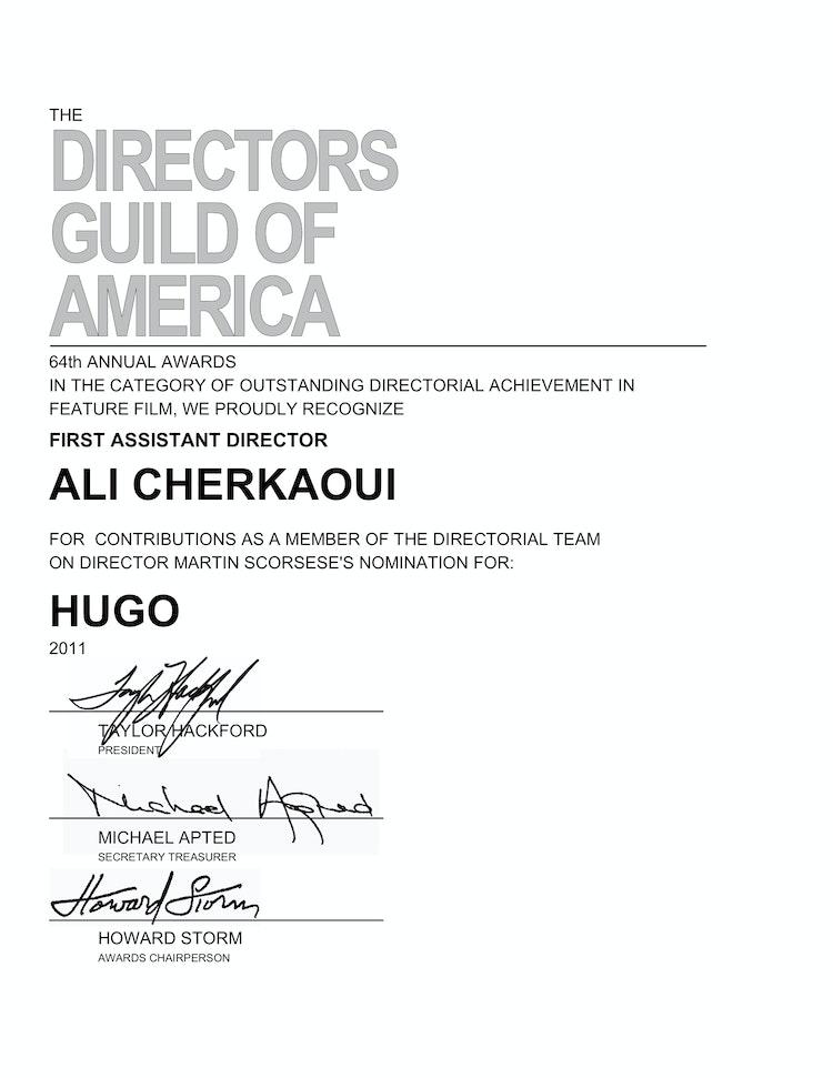 HUGO (2010)