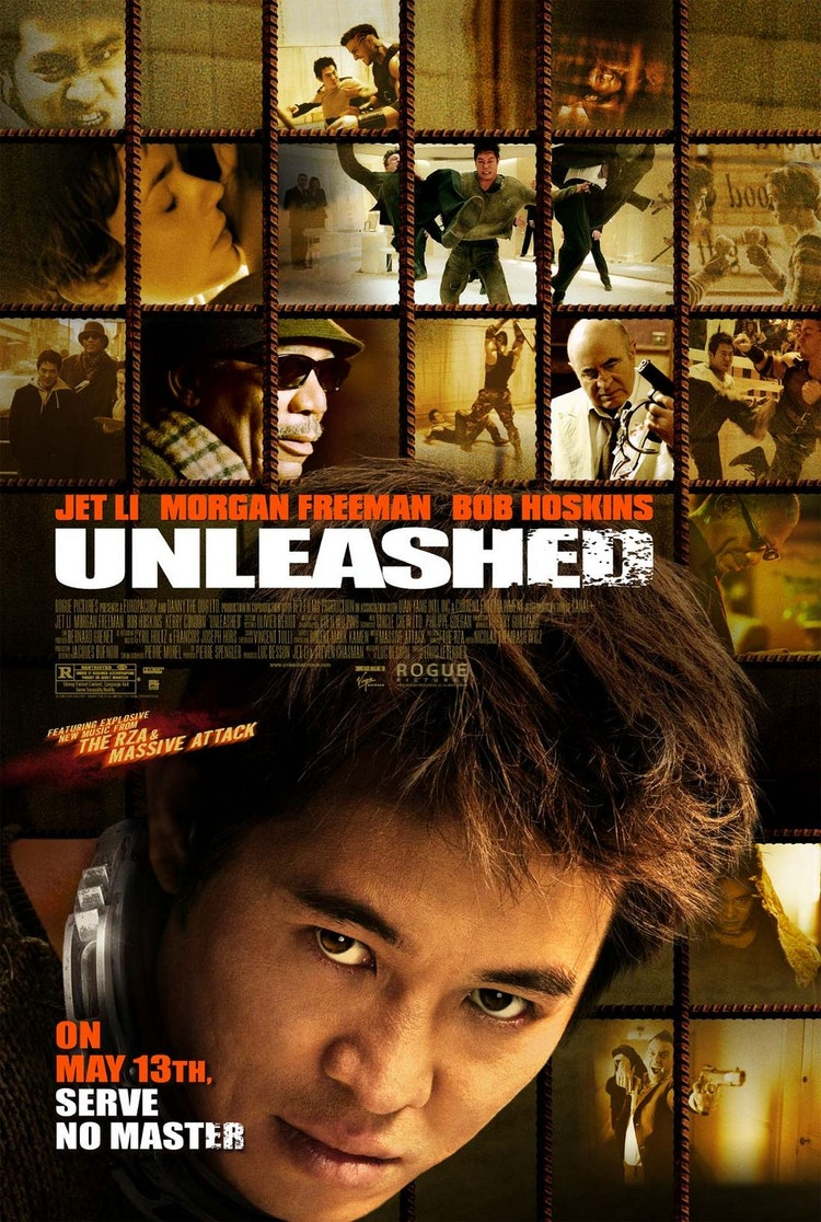 DANNY THE DOG / UNLEASHED (2003)