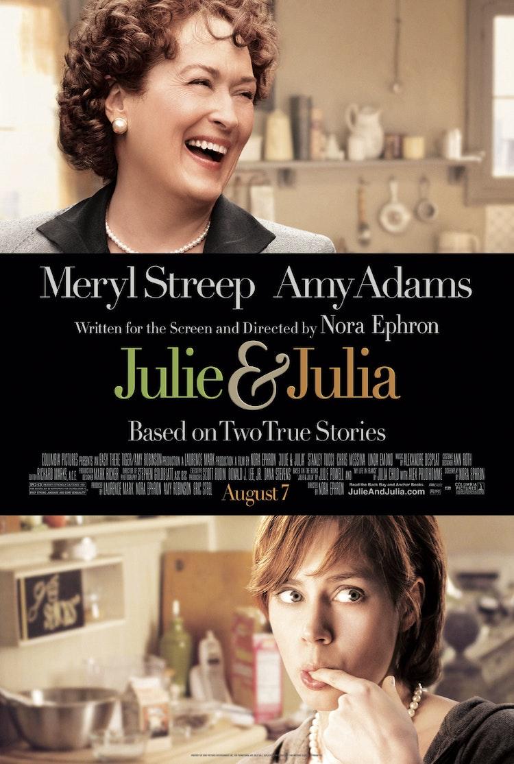 JULIE & JULIA (2008)