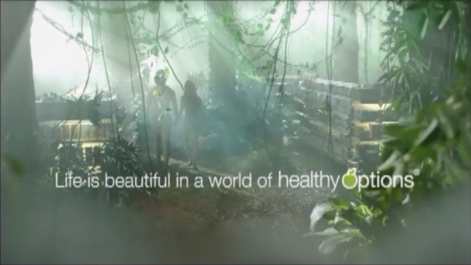 """HEALTHY OPTIONS """"PURE"""" (2011)"""