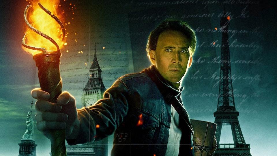 NATIONAL TREASURE 2 : BOOK OF SECRETS (2007)