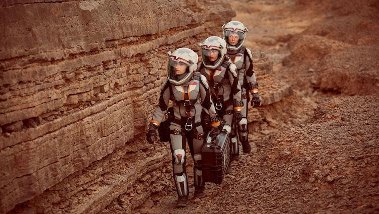 MARS - SEASON 1