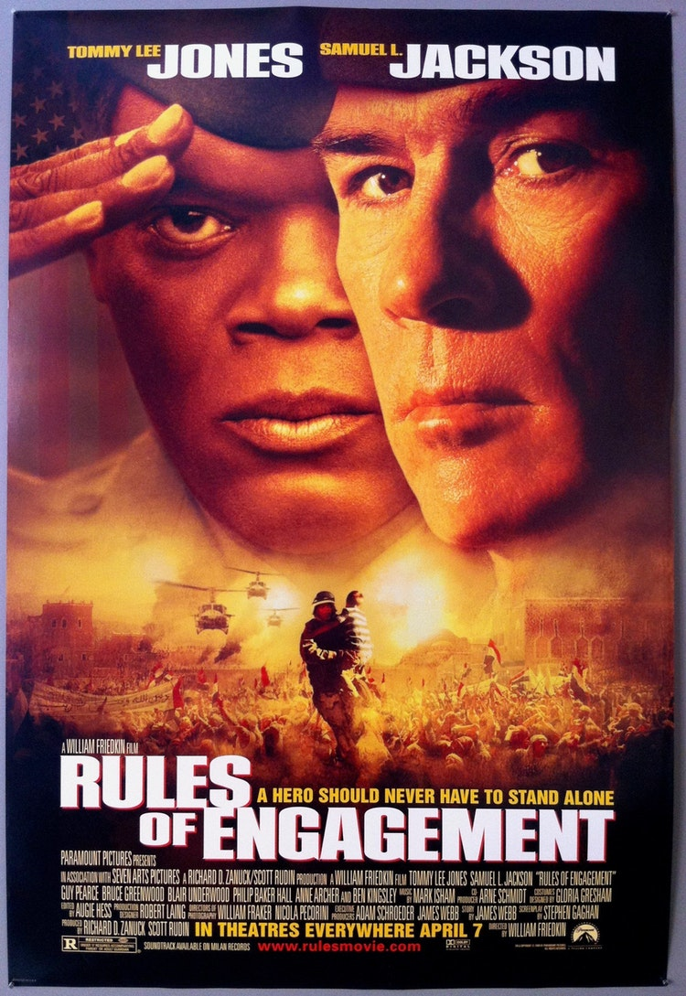 RULES OF ENGAGEMENT (1999)