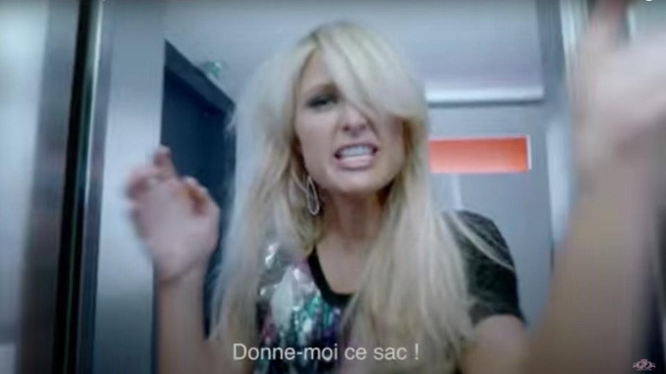 "BE MAGAZINE ""PARIS HILTON"""