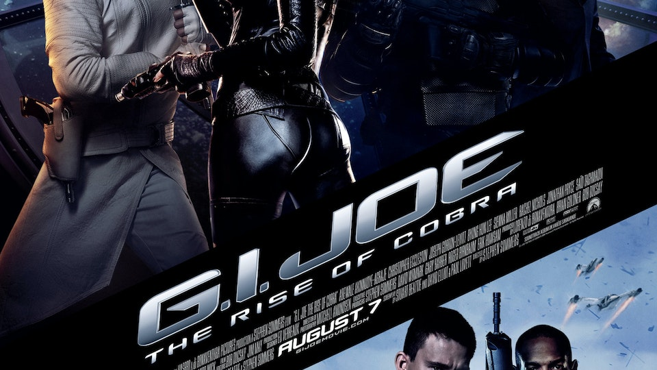 GI JOE : Rise of the Cobra (2008)