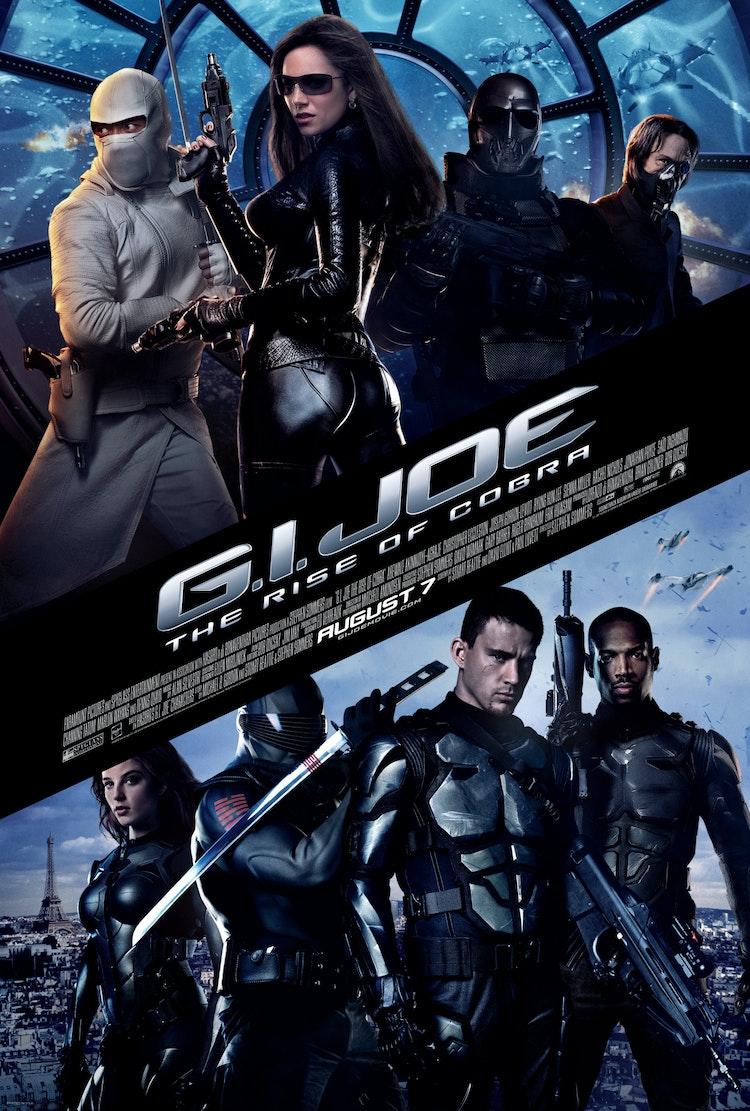 GI JOE : Rise of the Cobra