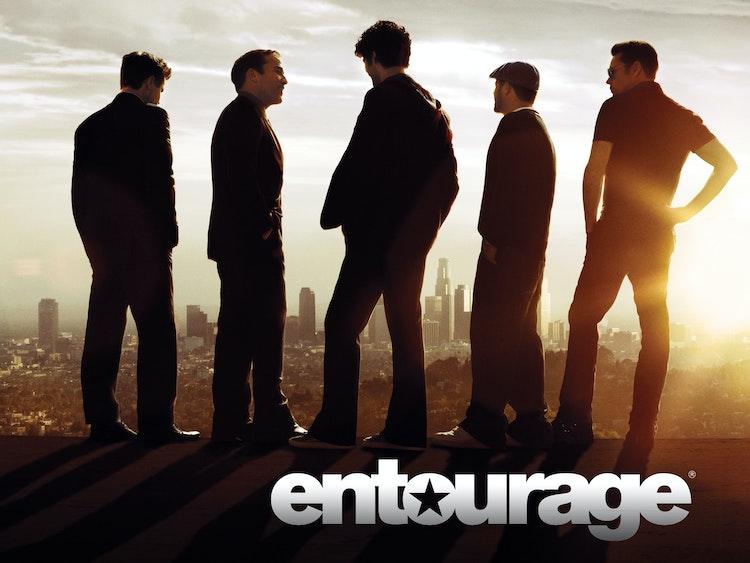 "ENTOURAGE - S4 : Ep.12 ""CANNES"" (2007)"