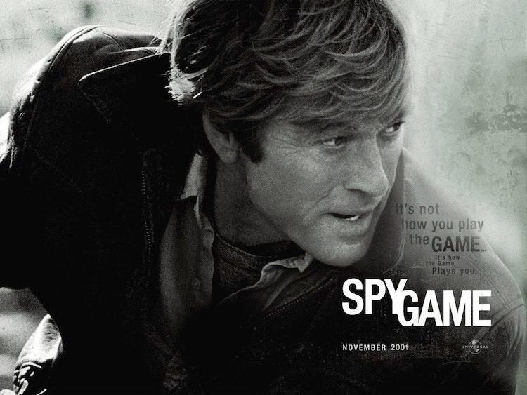 SPY GAME (2000/2001)