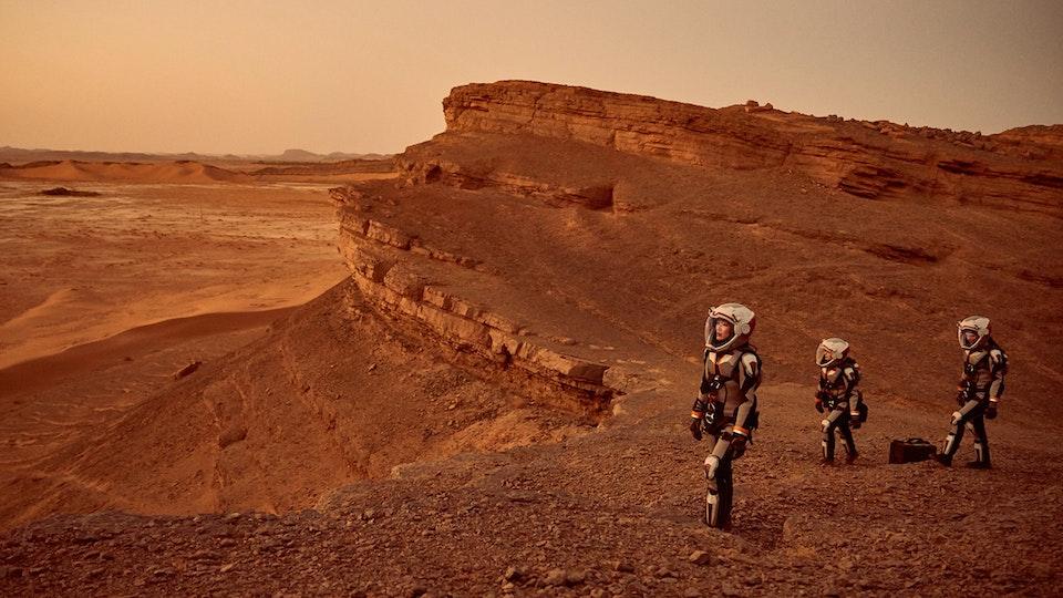 MARS - S1 (2016)