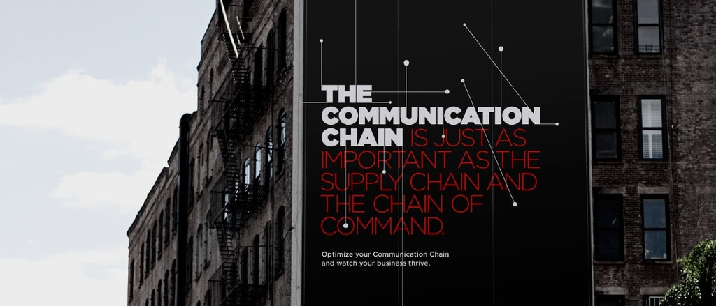 Avaya - Communication Chain