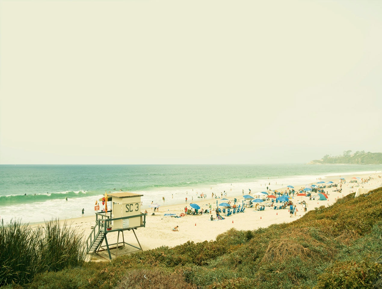 CHRISTINE FLYNN - BEACH