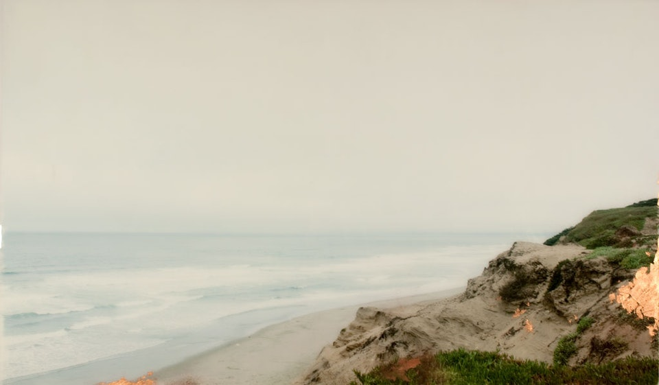CHRISTINE FLYNN - OCEAN BEACH #1