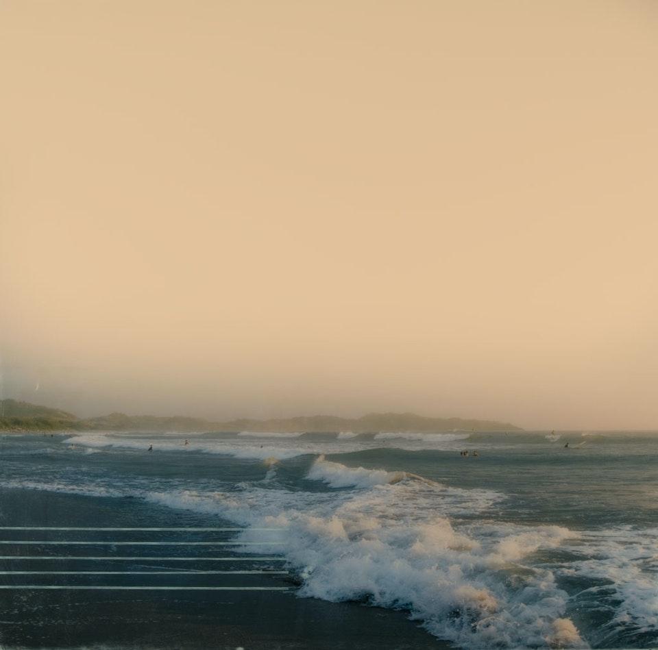 CHRISTINE FLYNN - SUNSET SURFER