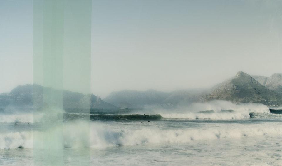 CHRISTINE FLYNN - KOMMETJIE SURFERS