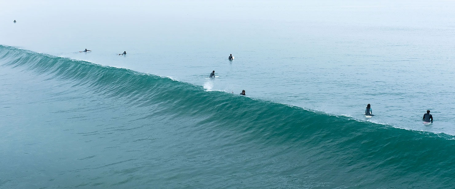 CHRISTINE FLYNN - VENICE_SURFERS