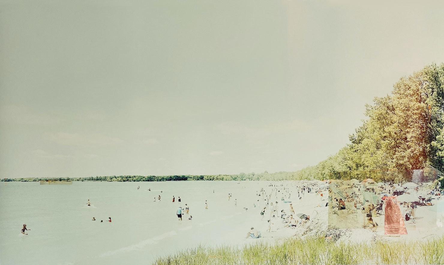 CHRISTINE FLYNN - SANDBANKS_JULY