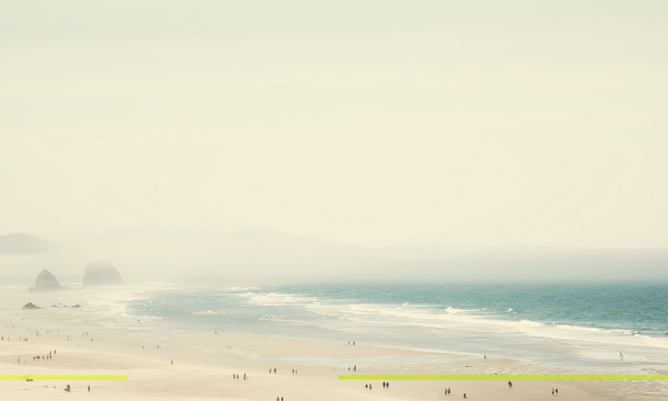 CHRISTINE FLYNN - CANNON BEACH (sold)