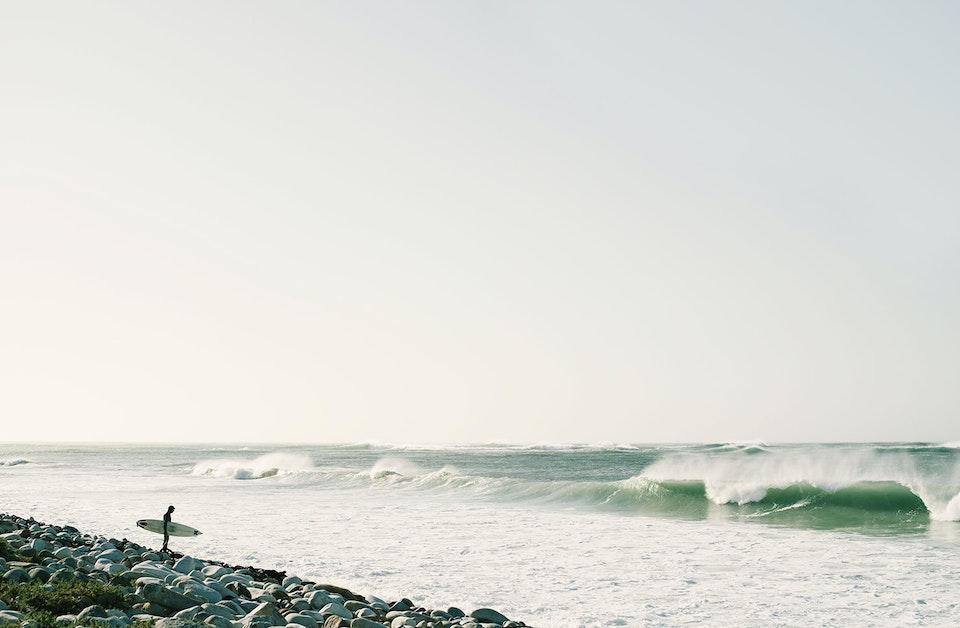 CHRISTINE FLYNN - SOUTH AFRICA SURFER #2