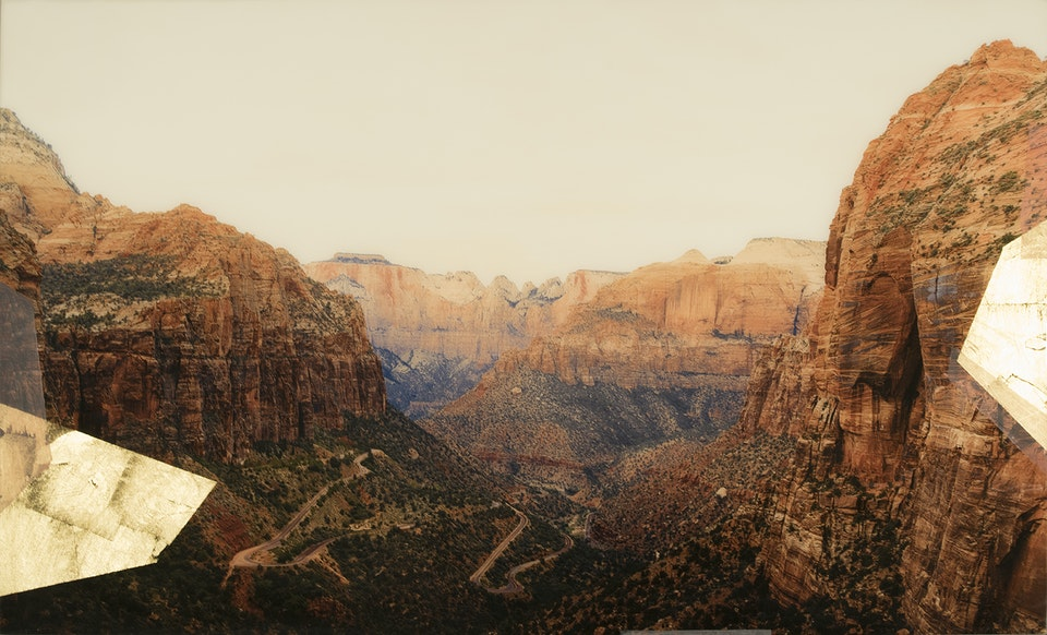 CHRISTINE FLYNN - ZION OVERLOOK