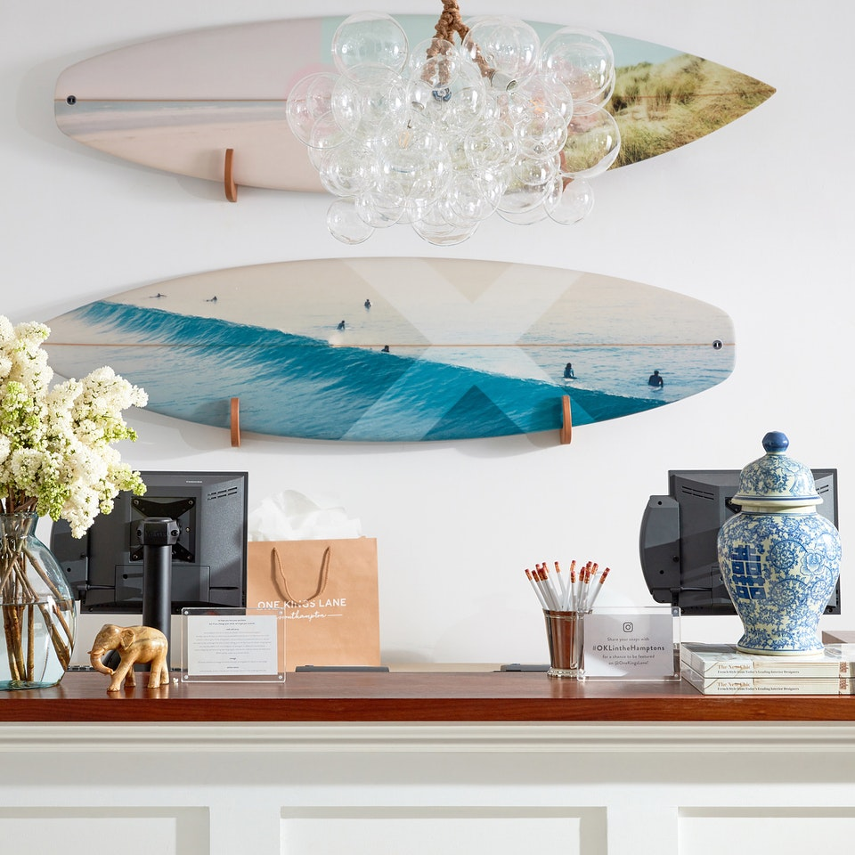 CHRISTINE FLYNN - SURFBOARDS