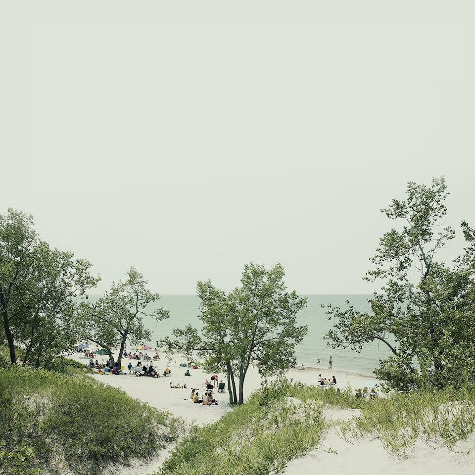 CHRISTINE FLYNN - LAKESHORE BEACH