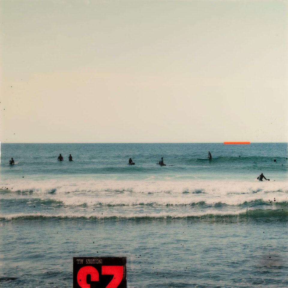 CHRISTINE FLYNN - MONTAUK SURFERS (sold)