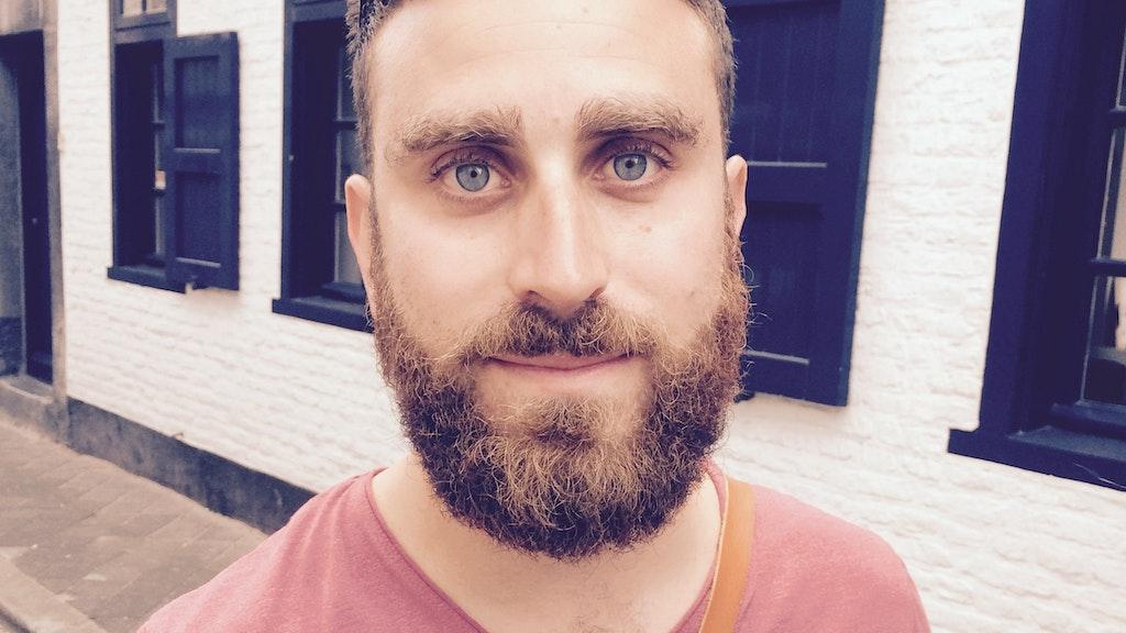 Junior-Producer an Bord: Brian Papish