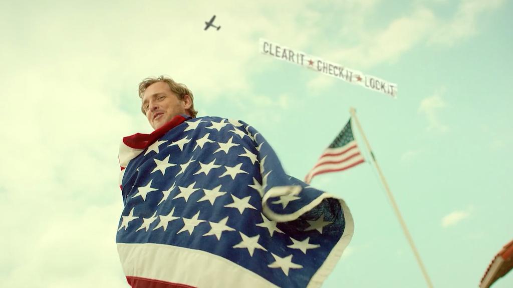 Evolve - 'American Man PSA'