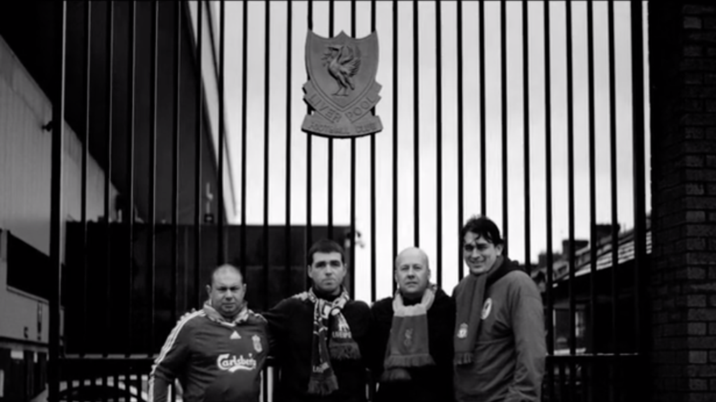 'You'll Never Walk Alone' - Pacemakers