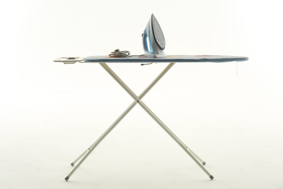 Ironing Board and Iron £35/day