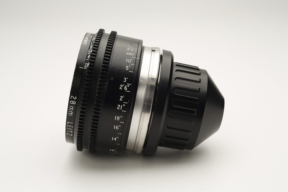 Leitz Elmarit 28mm T2.8 'Close Focus' PL