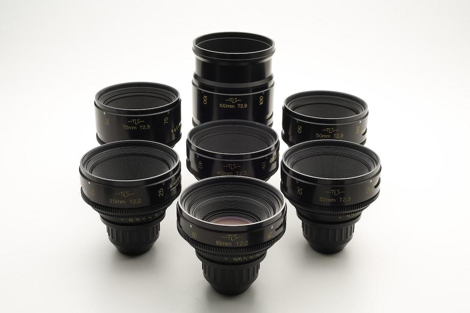 Prime Lens Sets