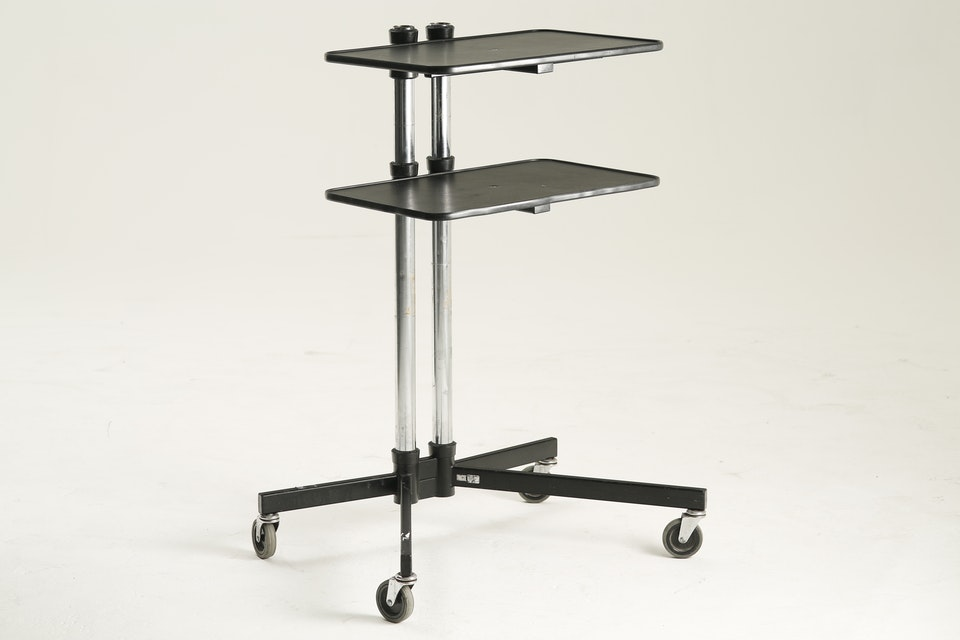 Unicol 2 Shelf Trolley