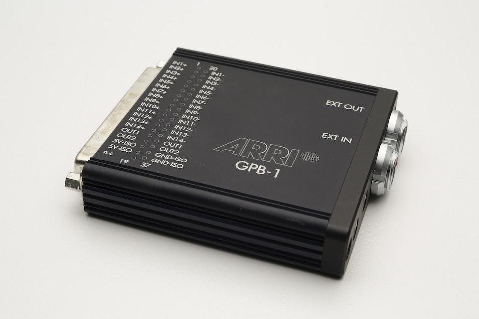Arri GPB-1 Trigger/Break Out Box