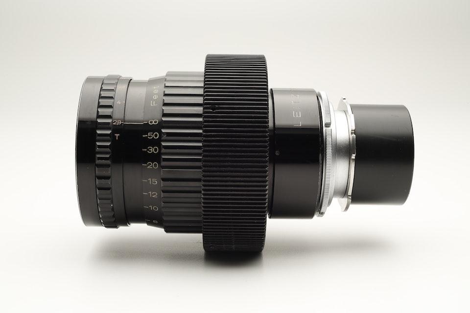 Leitz 135mm Macro T2.8 (FF)