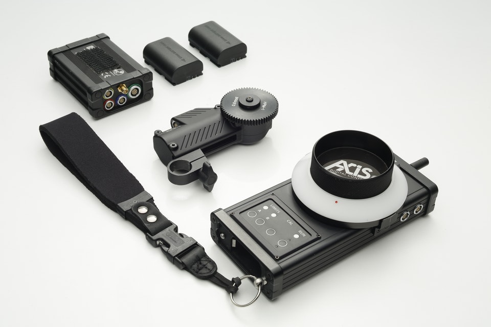 'Axis 1' Single Motor Wireless Follow Focus