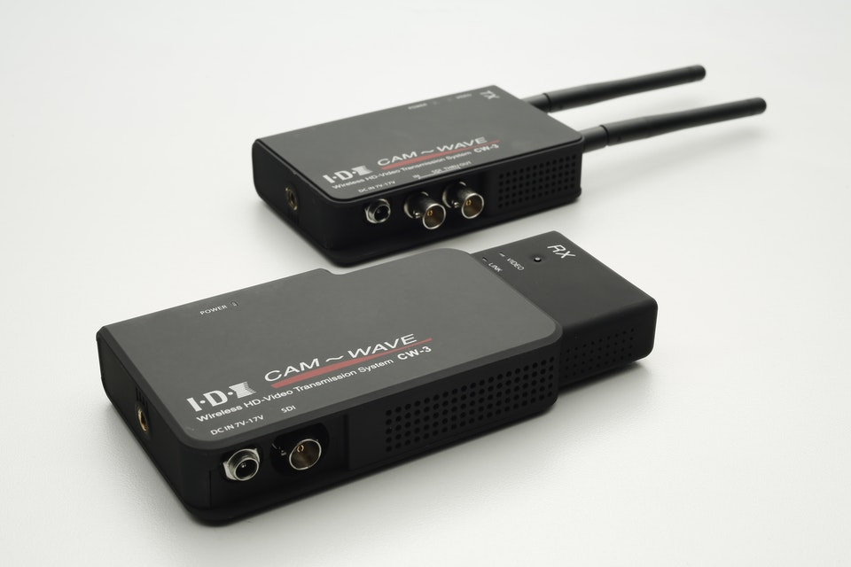 IDX 'Cam Wave' CW-3, wireless sender/receiver