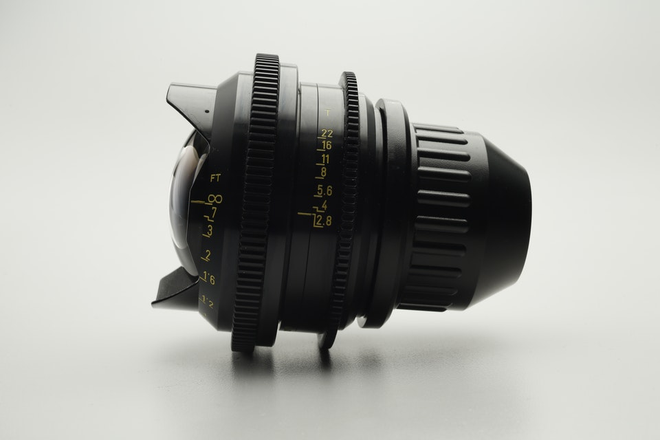 14mm Canon FD – (TLS re-house) T2.8
