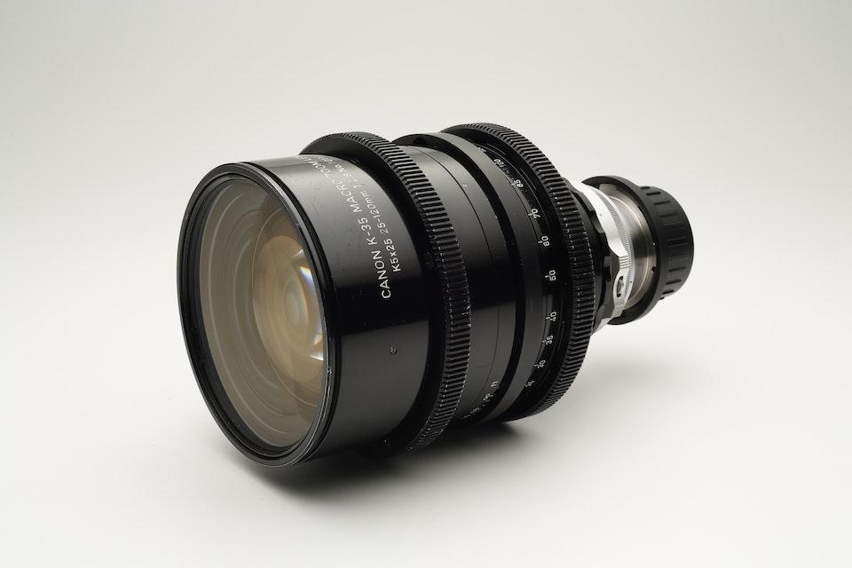 Canon K35 20-120mm T2.8 Macro
