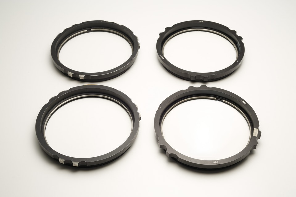 "6"" JDC Diopter Set 1/2,1,2,3"