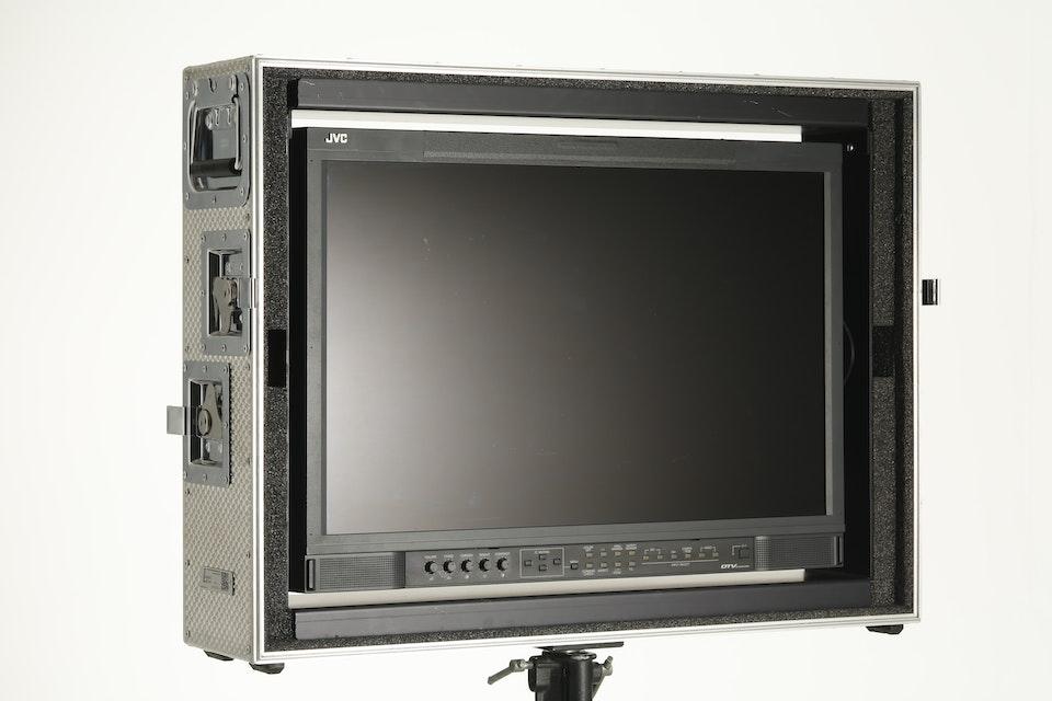 "24"" JVC HD monitor"