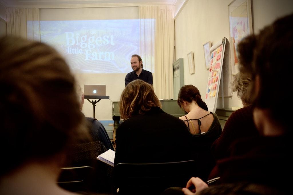 Symposium ecologie & filosofie