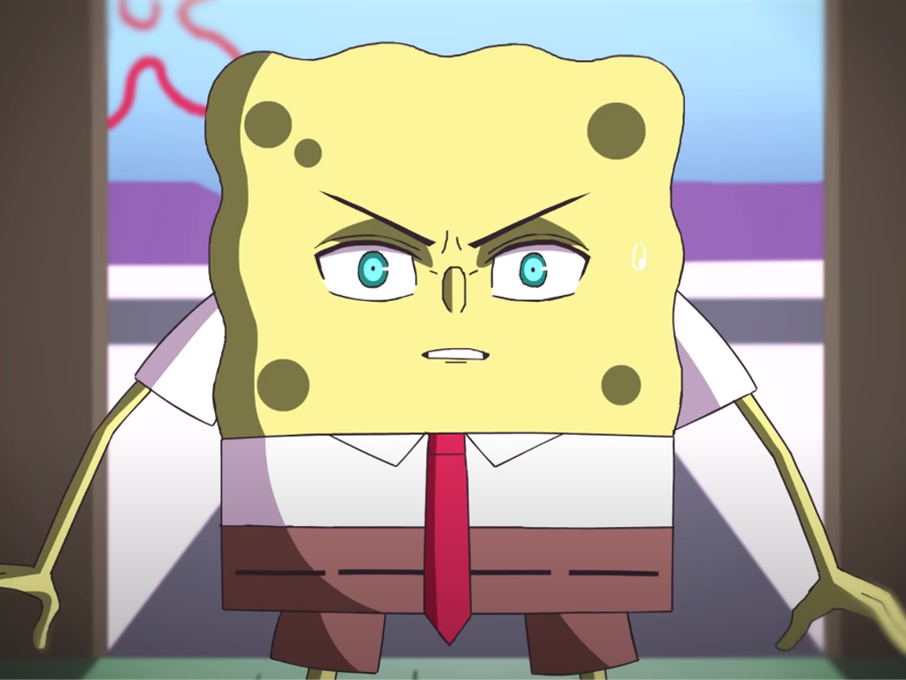SpongeBob Anime (Fan Made Series)