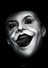 The Three Jokers - Joker - Jack Nicholson  from Batman (1989)