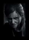 The Last of Us Part II - Character Portraits - Ellie The protagonist and at times antagonist of The Last of Us Part II.
