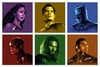 Justice League - Justice League  Six print set. Painted in Procreate on iPad Pro.